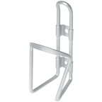 Delta Alloy Bottle Cage - White