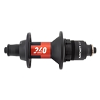 DT Swiss 240 Road EXP Ratchet Rear Hub, QR x 130mm, 12s XDR, 28H, Black/Red