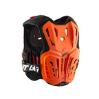Leatt Protector 2.5 Jr Body Armor, Orange