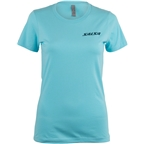 Salsa Women's Summit T-Shirt - Light Blue