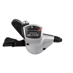 Shimano Alfine Rapid Fire 8sp Right Shifter, Silver
