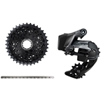 Force eTap AXS Wide Upgrade Kit - Rear Derailluer for 36t Max, XG-1270 10-36t Cassette, and Chain