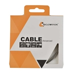 Ciclovatio, Nano Slick Stainless Steel Shift Cable, 1.1mm x 2100mm, Shimano, Box of 20
