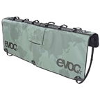 EVOC Tailgate Pad For Mid-Sized Trucks, Olive