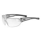 Uvex Sportstyle 204 Sunglasses, Clear