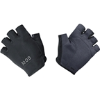GORE C3 Short Gloves - Black, Short Finger