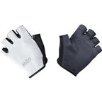 GORE C3 Short Gloves - Black/White, Short Finger