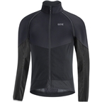GORE Phantom Men's Cycling Jacket, Terra Gray/Black