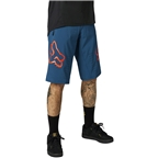 Fox Racing Defend Short - Blue, Men's