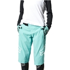 Fox Racing Defend Short - Teal, Women's