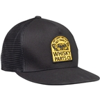 WHISKY Fancy Cat Coalition Hat - Black, Yellow, One Size