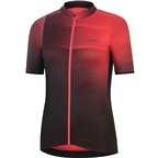 GORE Wear Force Cycling Jersey - Hibiscus Pink/Black, Women's
