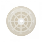 Sunlite F5 Trainer Repleacement Front Roller Wheel, Clear