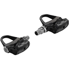 """Garmin Rally RS200 Power Meter Pedals - Single Sided Clipless, Composite, 9/16"""", Black, Pair, Dual-Sensing, Shimano SPD-SL"""