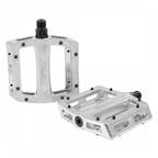 """The Shadow Conspiracy Sealed Metal Pedals, 9/16"""", Polished Silver"""