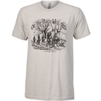 Surly How We Roll T-Shirt, Silk/Black