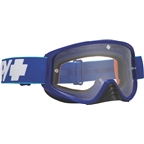 SPY+ WOOT Goggles, MX Revolution/HD Clear Lenses