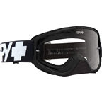 SPY+ WOOT Goggles, Black/HD Clear Lenses