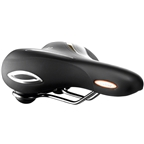 Selle Royal Lookin Basic Relaxed Saddle, 260 x 228mm, Black