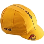 Cinelli Supercorsa Cycling Cap, Curry Yellow
