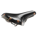 Brooks Swift Titanium Rail Saddle Black