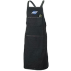 "Park Shop Apron SA-3 Heavy Duty Shop Apron, Black 35"" Long"
