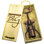 Campagnolo BIG Corkscrew Packaged in Wooden Gift Box