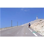 Tacx Real Life DVD Wide Screen Mont Ventoux 2008