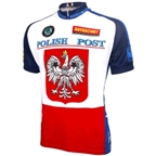World Jerseys Polish Postal Service Jersey