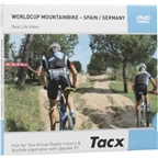 Tacx Real Life DVD Wide Screen Spain/Germany ATB video for i-magic