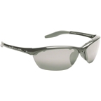 Native Hardtop XP Sunglasses: Gunmetal with Polarized Silver Reflex Lens