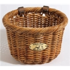 Nantucket Cisco Oval Bike Basket