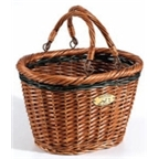 Nantucket Miacomet Oval Basket with Quick Release System