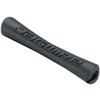 Jagwire Tube Tops 3G Frame Protectors for 4mm or 5mm Housing or Hose Bag of 4, Black
