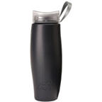 Polar Half-Twist Light Water Bottle 24 oz. Black