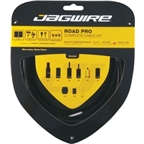 Jagwire Road Pro Complete Road Brake & Derailleur DIY Kit Black