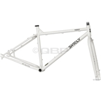 "Surly Pugsley Frame Set 22"" White"