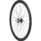 Quality Wheels Track Series Rear Wheel 700c Blackout 32h, H+Son SL42, All-City Track