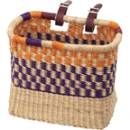 House of Talents Square Bike Basket: Assorted