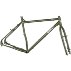"Surly Ogre Frameset 16"" Army Green"