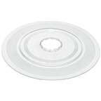 Freewheel Spoke Protector 28-30 Tooth Clear Plastic