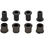 RaceFace Chainring Bolt Pack Set of 4 12.5mm Bolt/Nut