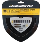 Jagwire Universal Sport Shift Cable Kit, Black