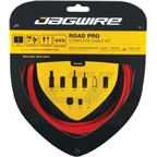 Jagwire Road Pro Complete Brake & Derailleur DIY Kit Red