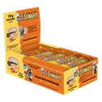 Honey Stinger 10g Protein Bar: Peanut Butta; Box of 15 Bars