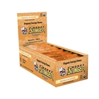 Honey Stinger Organic Energy Chews: Orange; Box of 12