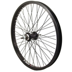 "Alex Y303 36H Alloy 14mm 20 x 1.75"" Black Rear Wheel"