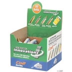 Genuine Innovations 16g Threaded Cartridges: Box of 20