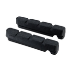 SRAM Road Brake Pad Inserts Black for Alloy Rims by SwissStop Pair