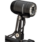 Supernova E3 Pro 2 Headlight with Multi-mount: Black